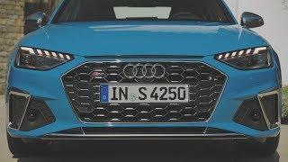 2020 audi s4 – рестайлинг модели Ауди с4