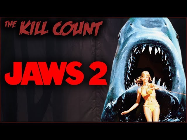 Jaws 2 (1978) KILL COUNT
