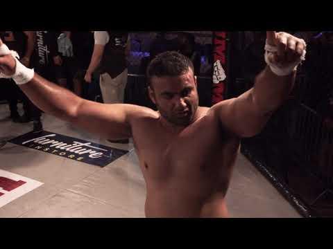 UMMA FIGHTS 2: Zubair Khan VS Oliver Bassil - Light Heavyweight VALE TUDO Bout