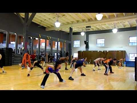 Cardio Combat Fitness SF Advanced 01 (Paul Hoyos)