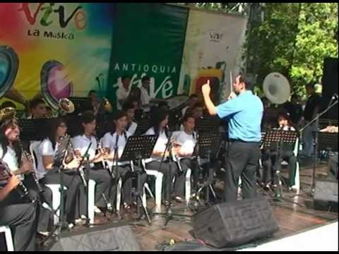 PREBANDA ROBERTO MUÑOZ LONDOÑO – SUBREGIONAL AREA METROPOLITANA ANTIOQUIA VIVE LA MUSICA 2011