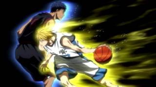 Repeat youtube video Kuroko no Basket OST - 26.Sessen (Kise vs. Aomine)