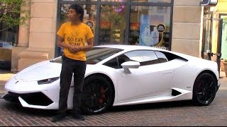 LAMBORGHINI PRANK BACKFIRES! (Prank Gone Wrong) – Supercar and Gold Digger Prank