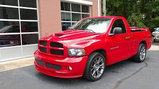 The Dodge Ram Viper Truck Is Useless In The Best Way!