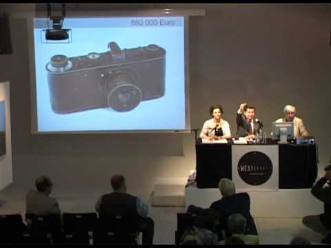 The 2nd most expensive camera in the world (1,9 Million Dollar incl   premium price) Full Version