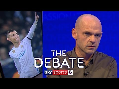 Did Cristiano Ronaldo deserve to win the Ballon d'or? | Danny Murphy & Leon Osman | The Debate