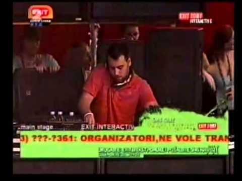 Steve Angello & Sebastian Ingrosso Exit 2006 dance arena