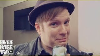 """Gambar cover FALL OUT BOY Patrick Stump Plays """"This or That"""" 