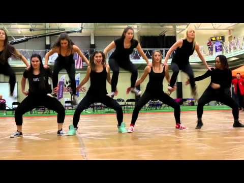 LAKE FOREST COLLEGE DANCE TEAM - RELAY FOR LIFE 2016