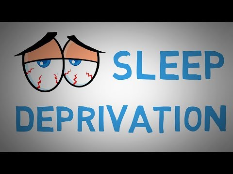 What Happens When We Don't Get Enough Sleep Scary Effects of Sleep Deprivation (animated)