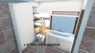 Toilettenpapier / / ein ROBLOX Skit