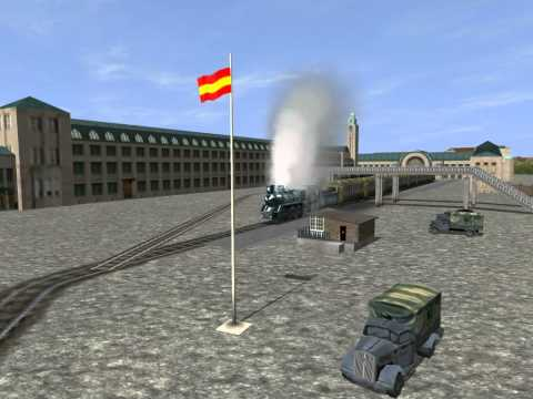 Mod Il2 Animated Flag Spain