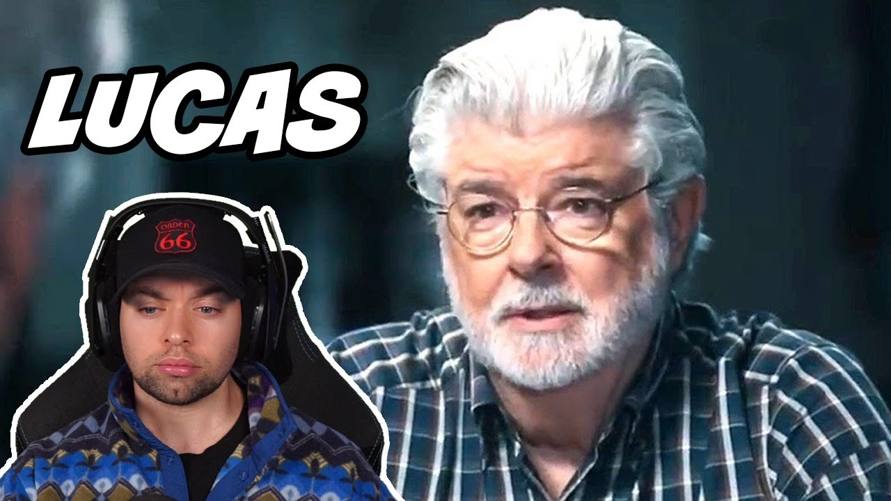 George Lucas Interviewed by James Cameron on Star Wars