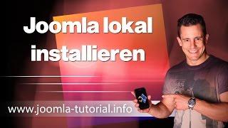 Joomla lokal installieren (auf dem eigenen Computer)