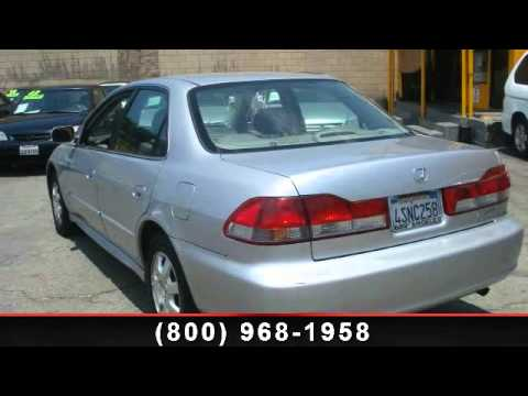 2001 Honda Accord Sdn - Used Hondas USA - Bellflower, CA 90