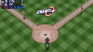 All-Star Baseball 2004 (GBA) - Vizzed.com GamePlay Part 1 Mynamescox44