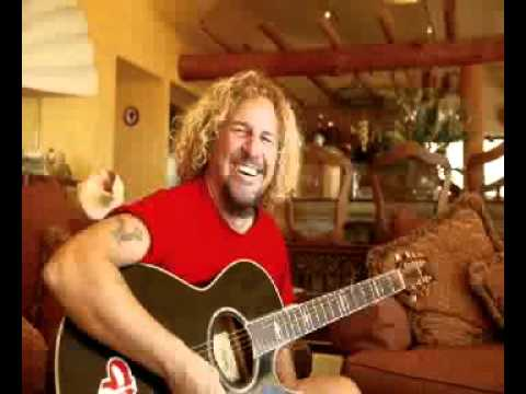 sammy hagar give to live live solo acoustic van halen right here right now youtube. Black Bedroom Furniture Sets. Home Design Ideas