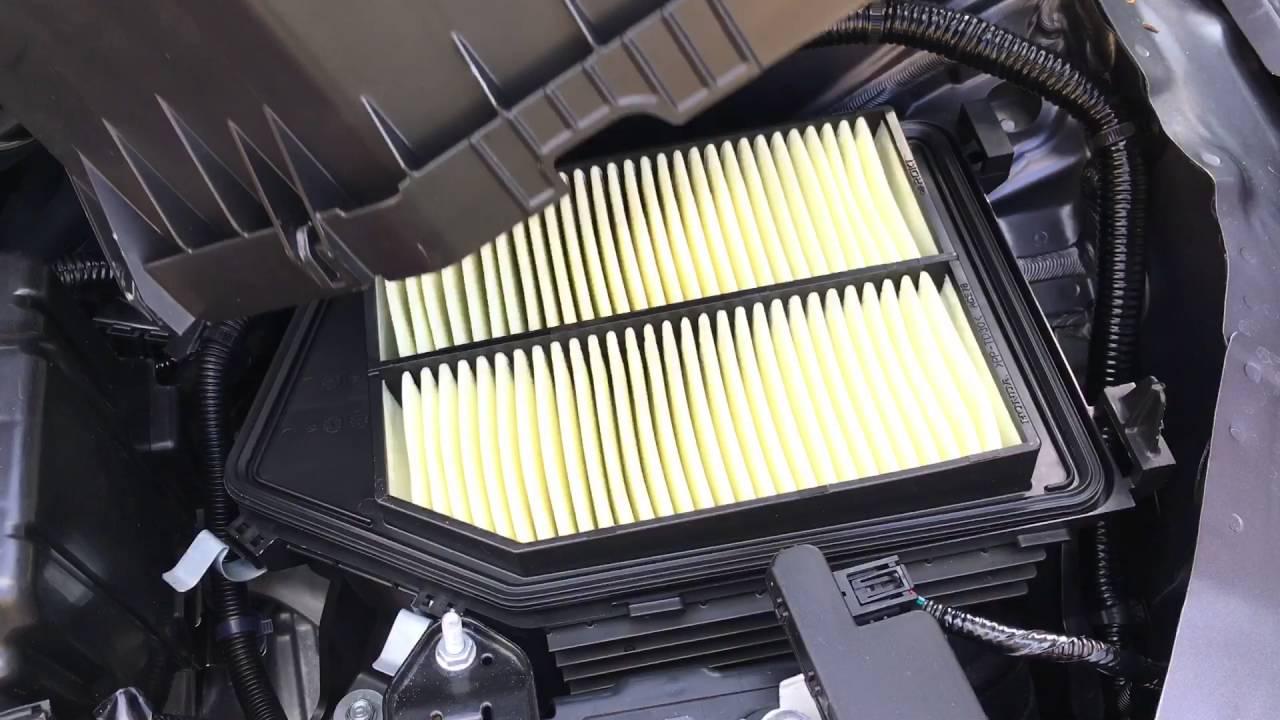 2013 accord air filter