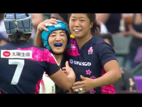 Japan women's win big in Hong Kong!
