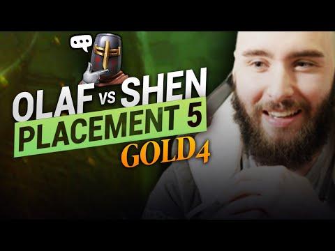 Vidéo d'Alderiate : ALDERIATE & AKABANE - SMURFING BOUILLON - OLAF VS SHEN - LA PUISSANCE DU VOL DE VIE WTF