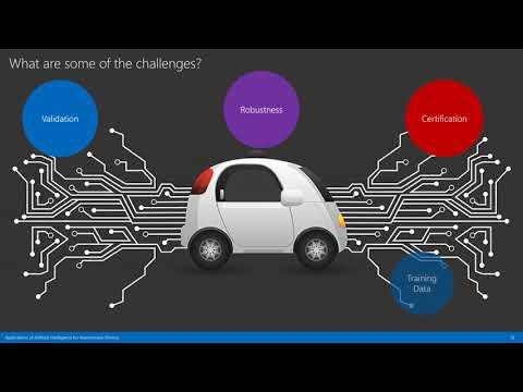 AI  The Brain Behind The Autonomous Vehicle