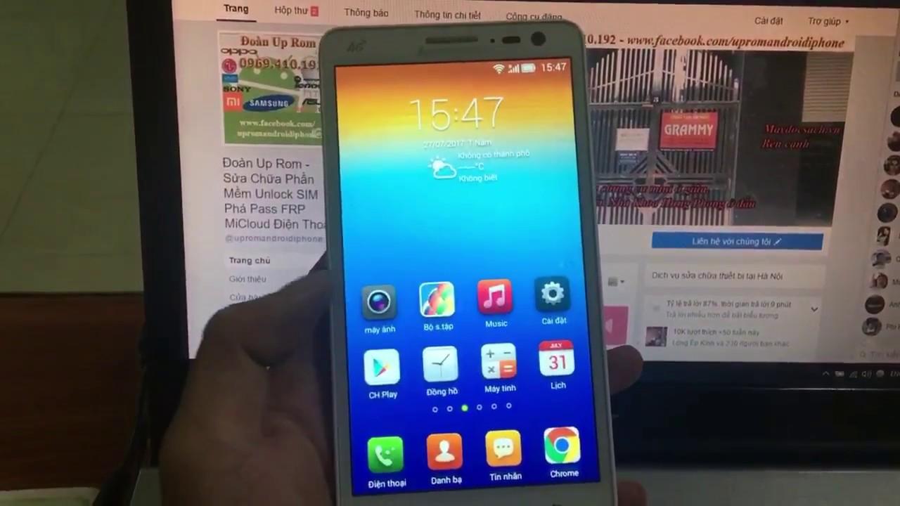 Điện thoại/Tablet - Dịch vụ chuyên chạy phần mềm up rom