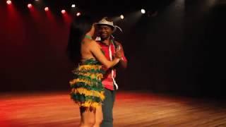 Dança - Dance / FORRÓ UNIVERSITÁRIO / FORRÓ PÉ DE SERRA - Marinho Braz e Juliana Pereira