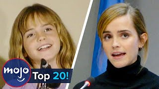 Top 20 Things You Didn't Know About Emma Watson