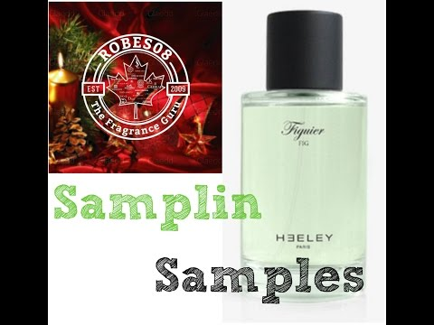 Samplin' Samples: Figuier by Heeley