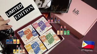 holiday #blktravels collector's edition • Zalora Sale • UNBOXING 3/3 series