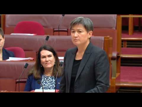 Penny Wong nails it on racial hate speech law 18C