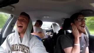 Bro(ad) Trip NC to NH