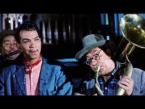 Cantinflas, la serenata
