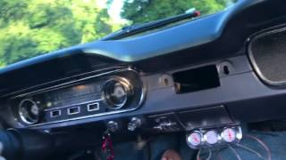 0 to 60 in 7 SECONDS IN A 65 MUSTANG GT