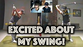 Excited About My Swing Changes - Hips and Shoulders - Lesson With Dan Whittaker