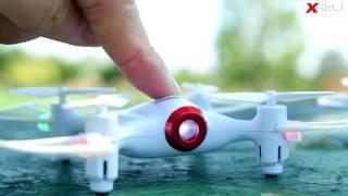 Syma X21 Mini Quadcopter w/ Altitude Hold