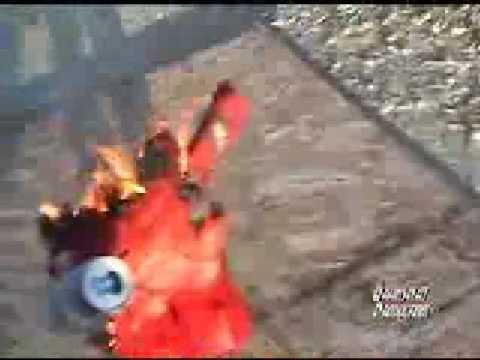 Exploding Elmo Death Youtube