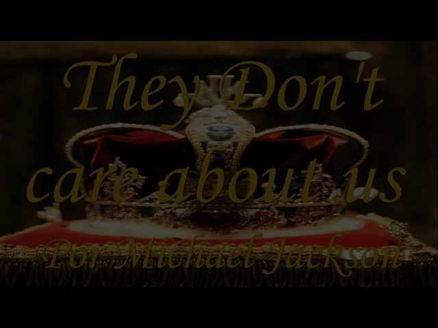 Michael Jackson ~ [HD] They don't care about us ~ El Rey del Pop Videos De Viajes