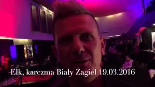 dbomb - Zaproszenie na koncert - Klub Biały Żagiel, Ełk (19.03.2016)