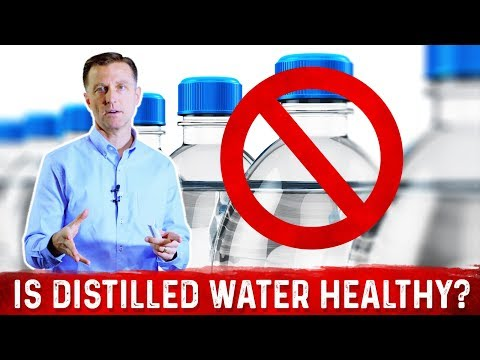 Distilled Water and Intermittent Fasting - Not an Ideal Combination