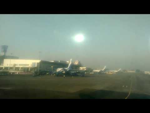Flight From Bhubaneswar To Mumbai (Air India)