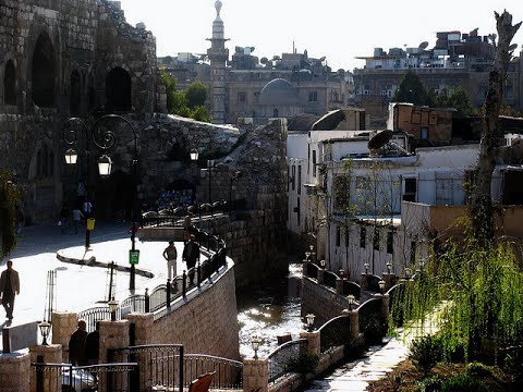 Damascus Old City, Syria - Best Travel Destination