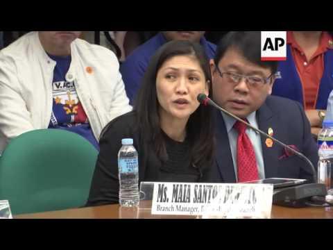 Philippines launch inquiry into Bangladesh bank