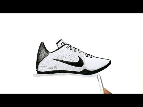 how-to-draw-the-nike-air-behold-low-sneaker