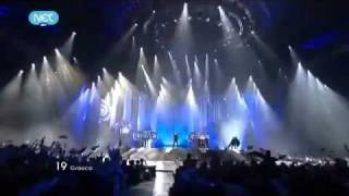 Eurovision 2011 Greece  Loucas Yiorkas feat Stereo Mike - Watch My Dance