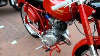 CENTENARIO MOTO BENELLI FESTEGGIA LEONCINO 125cc  2 TEMPI PLURICAMPIONE