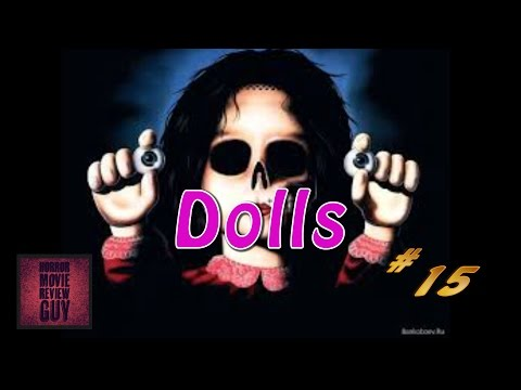 Dolls (1987) – Horror Movie Review Guy | Vid 15| (HMRG Oldies)