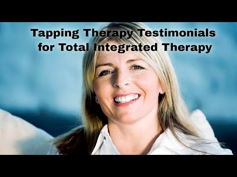 Tapping Therapy Testimonials for Total Integrated Therapy