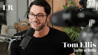 Tom Ellis (Lucifer on Netflix) Talks About Singing, James McAvoy, Lucifer Season 4 and More