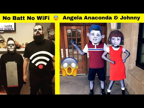 Creative Couples Halloween Costumes Ideas